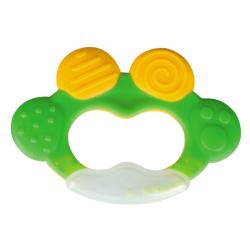 Bebedor - Bebedor Çıngıraklı Yumuşak Dişlik - Yeşil