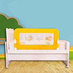 Evokids - Evokids Bal Arası Katlanabilir Çocuk Yatak Bariyeri - 90x52 cm