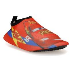 Disney - Disney Cars Çocuk Deniz Ayakkabısı Kırmızı