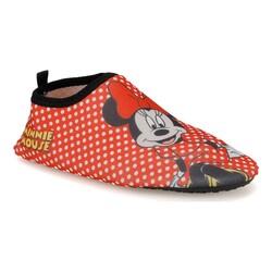 Disney - Disney Minnie Çocuk Deniz Ayakkabısı Kırmızı