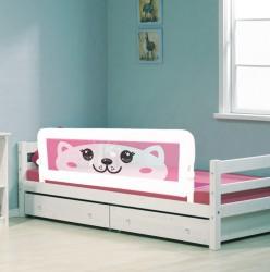 Evokids - Evokids Cat Katlanabilir Çocuk Yatak Bariyeri - 140x52 cm