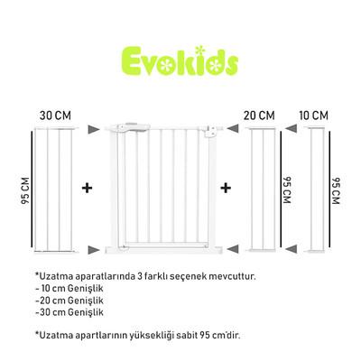 Evokids Ekstra Uzun Çocuk Güvenlik Kapısı