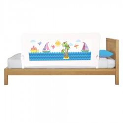 Evokids - Evokids Sailor Katlanabilir Yatak Bariyeri - 140x52 cm