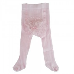 Mini Damla - Mini Damla Külotlu Bebek Çorabı
