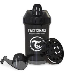 TWISTSHAKE - TwistShake Crawler Cup Suluk 300 ml Siyah
