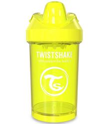 TWISTSHAKE - TwistShake Crawler Cup Suluk 300 ml Sarı
