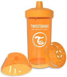 TWISTSHAKE - TwistShake Kid Cup Cup Suluk 360 ml Turuncu
